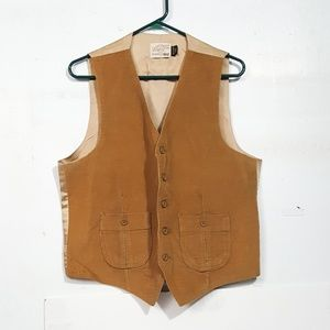 VTG Levi's Wildfire Men's 50/50 Corduroy Vest